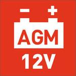 batéria AGM 12V