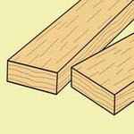 vhodný na použitie pre: stavebné drevo