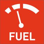 indikátor množstva paliva
