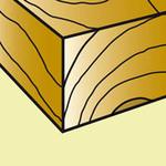 vhodný na použitie pre: tvrdé drevo